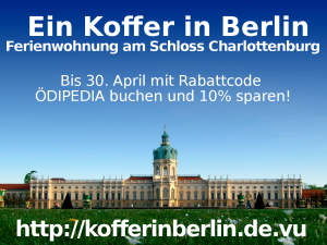 Ein Koffer in Berlin - Die Ferienwohnung am Schloss Charlottenburg