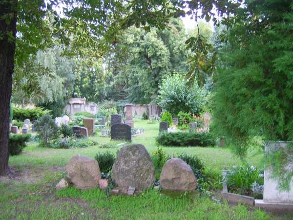 Friedhofsimpressionen