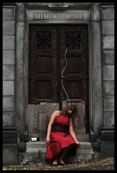 Antigone: Erhängt