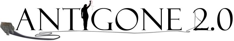 Antigone 2.0 Logo weiß, klein