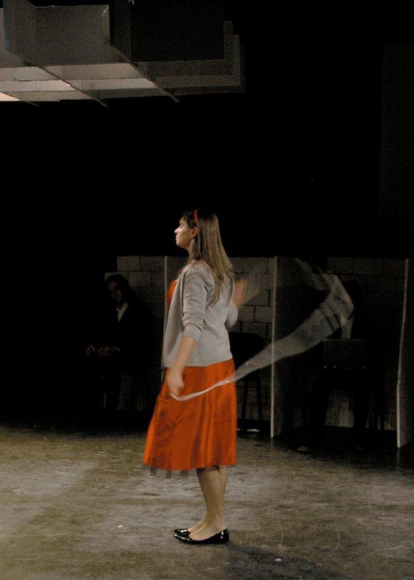 Antigone springt Seil