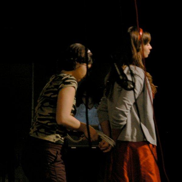 Antigone und der Bote