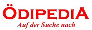Ödipedia - Auf der Suche nach - Logo
