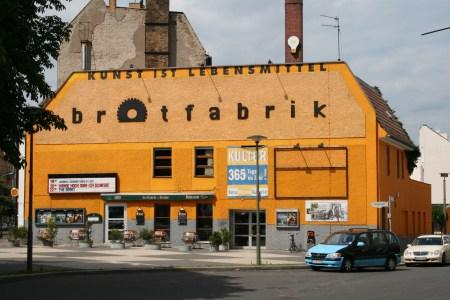 Kulturhaus Brotfabrik