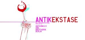 ANTIKEKSTASE Logovorschlag von Christoph Olschewski
