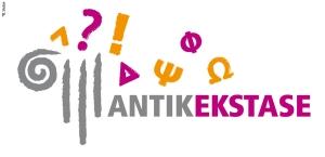 ANTIKEKSTASE Logoentwurf von Birgit Stolze