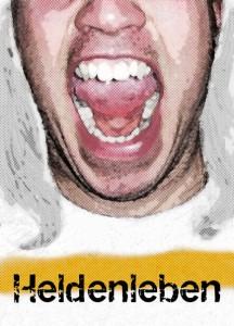 """Flyer zu Heldenleben: """"Löwenherz"""""""