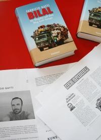 Bücher Fabrizio Gatti - Bilal - Als Illegaler auf dem Weg nach Europa nebst Pressemappe