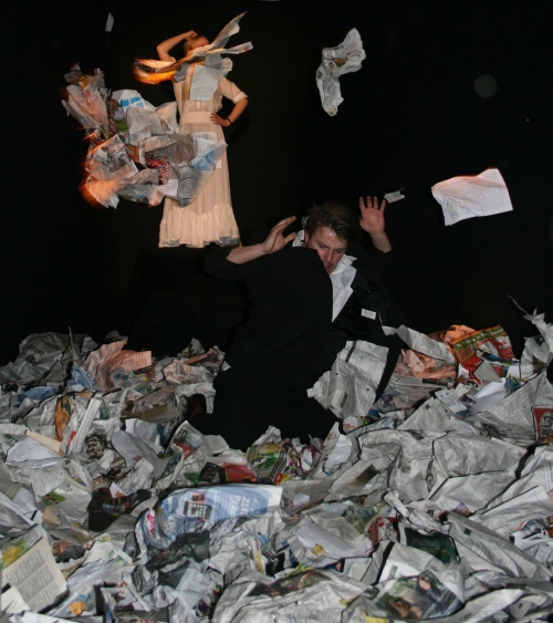 Szene aus Der Rausch des Dionysos, Foto vom 02.06.2010