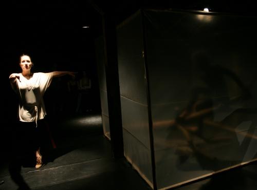 Szene aus Der Rausch des Dionysos, Foto vom 03.06.2010
